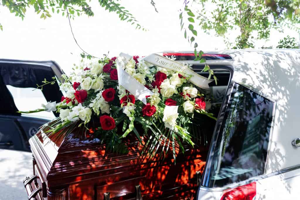 prayers of the faithful at funeral